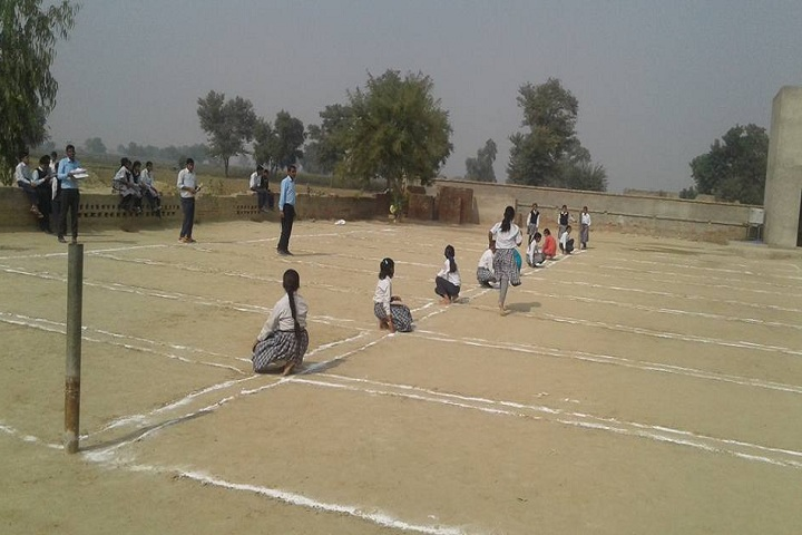 Godwin International School-Sports