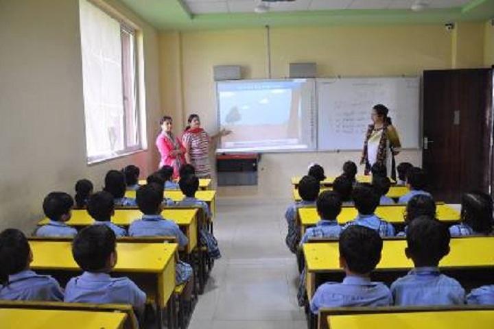 Golden Harrier School-Classroom