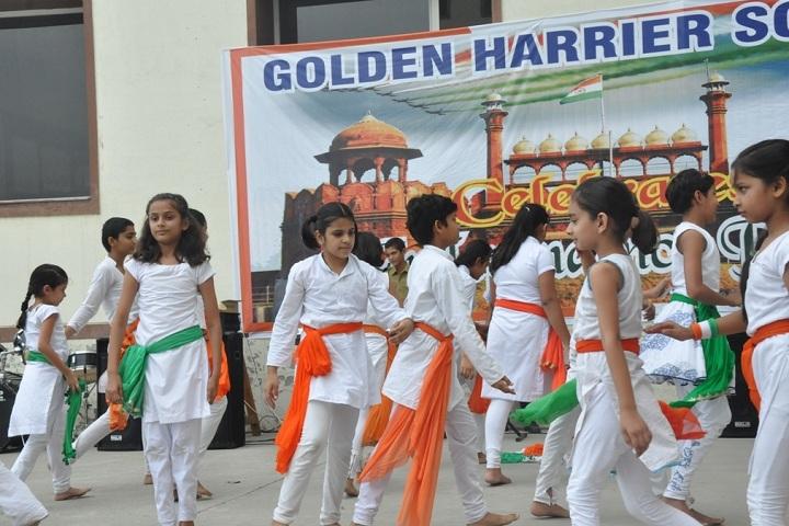 Golden Harrier School-Events