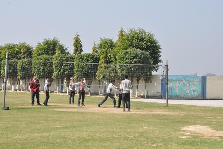 Golden Harrier School-Sports