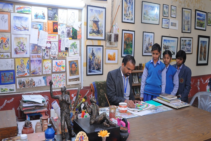 Gopal Vidya Mandir Senior Secondary School-Art and Craft