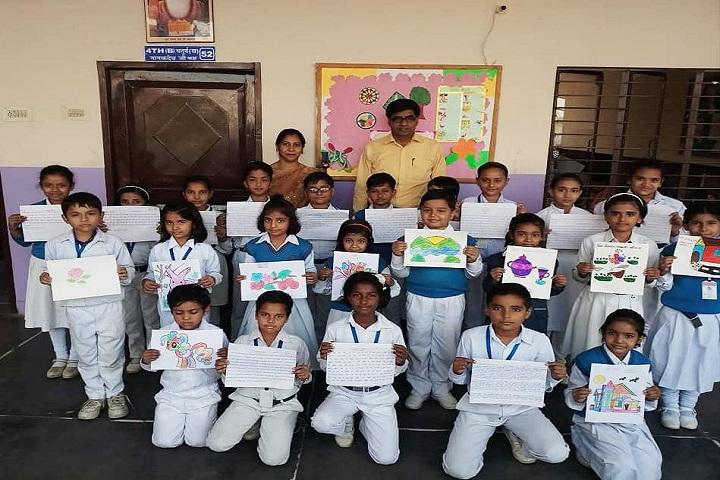 Gopal Vidya Mandir Senior Secondary School-Art