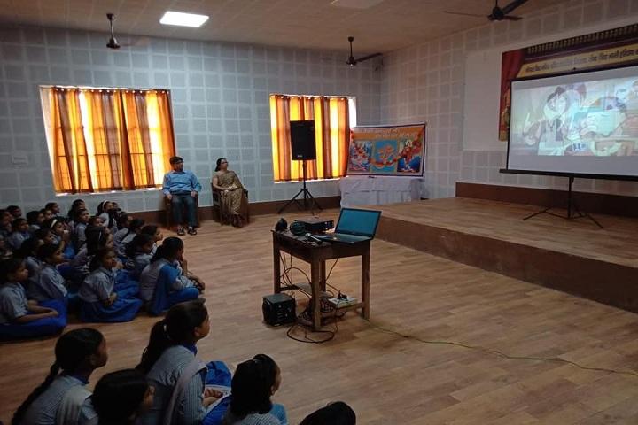 Gopal Vidya Mandir Senior Secondary School-Program of Good and Bad Touch