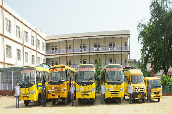 Gopal Vidya Mandir Senior Secondary School-Transport