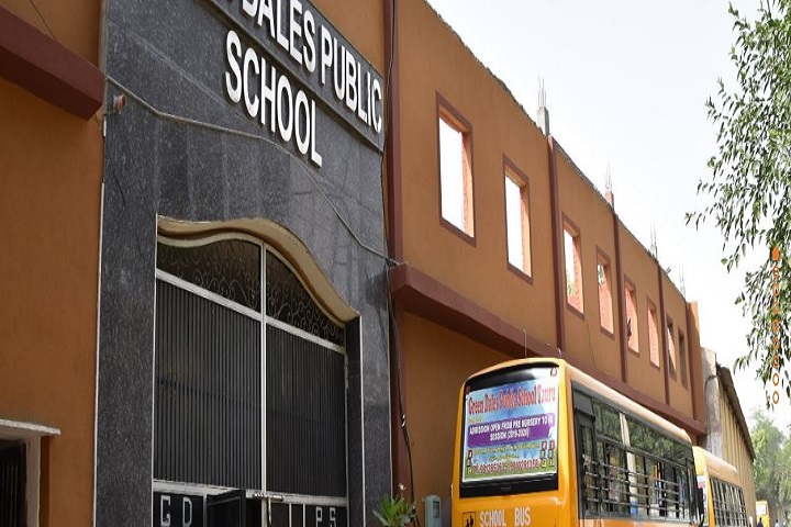 Green Dale Public School-Campus