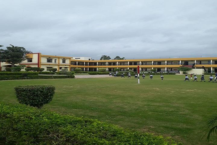 Green Fields Public School-Campus