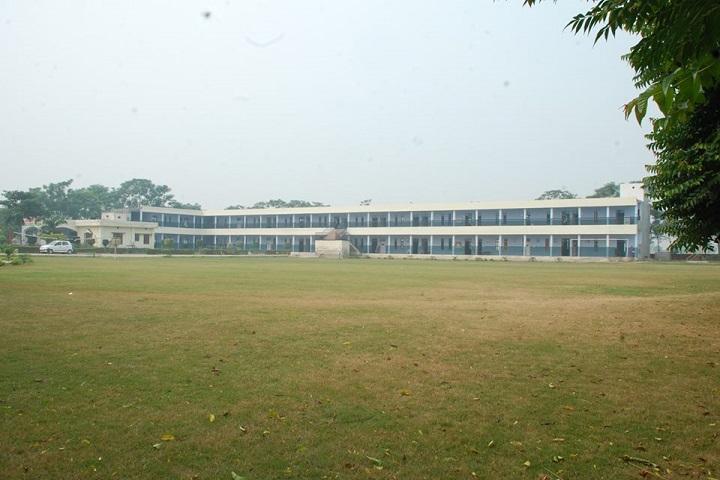 Green Fields Public School-Ground