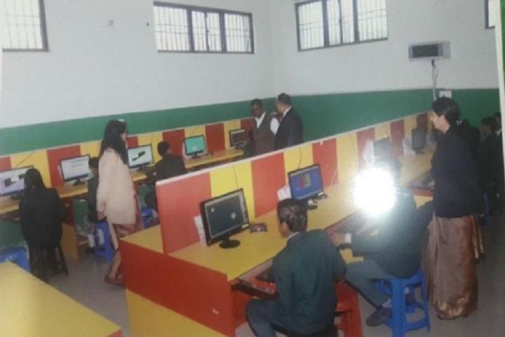 Green Vale Public School-Computer Lab