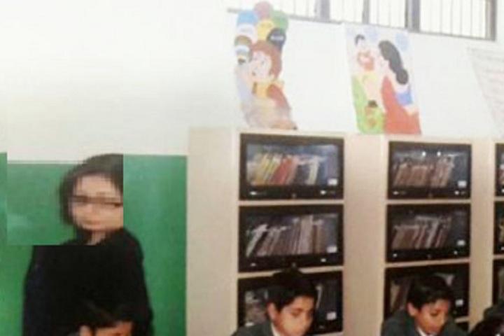 Green Vale Public School-Library