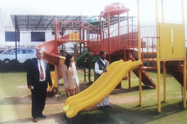 Green Vale Public School-Play Area for Primary Class