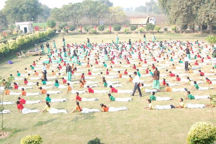 Green Valley International School-Yoga