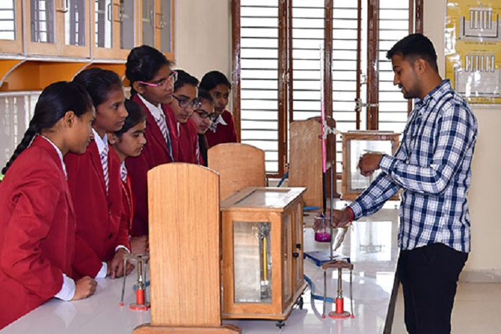Green Valley Senior Secondary School-Laboratory physics