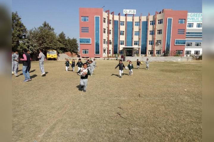 Greenfield Public School- Campus