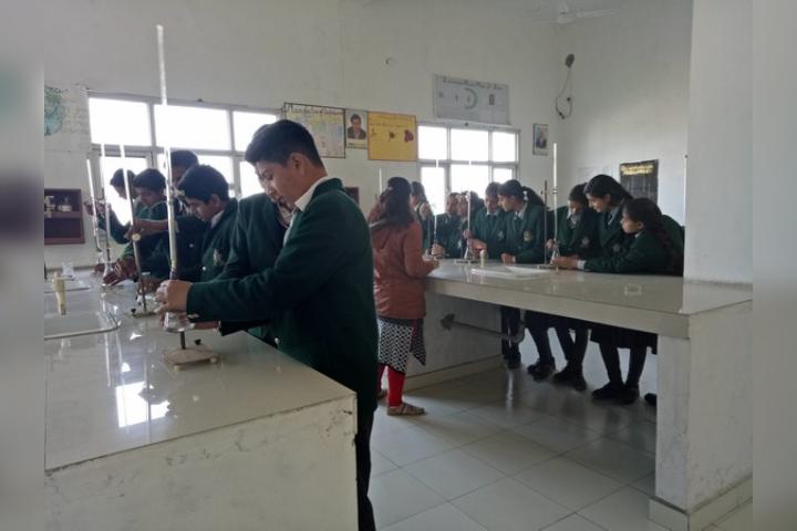 Greenfield Public School- lab