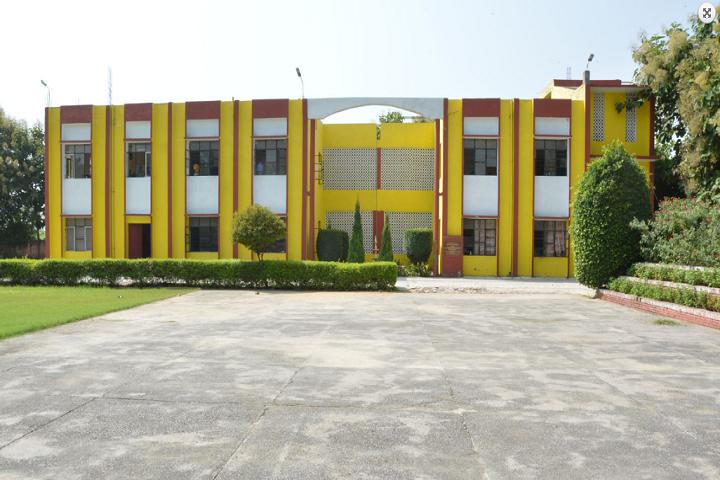 Greenfields Publc School-Campus