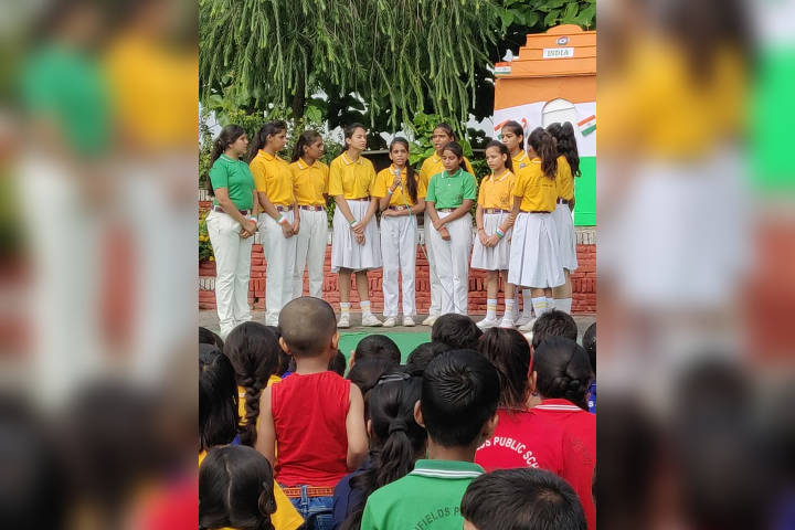 Greenfields Publc School- Event