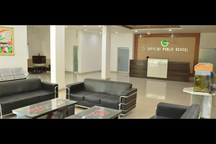 Greenfields Publc School-Office Room