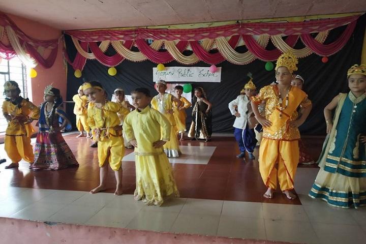 Greenland Public School-Krishnastami Event