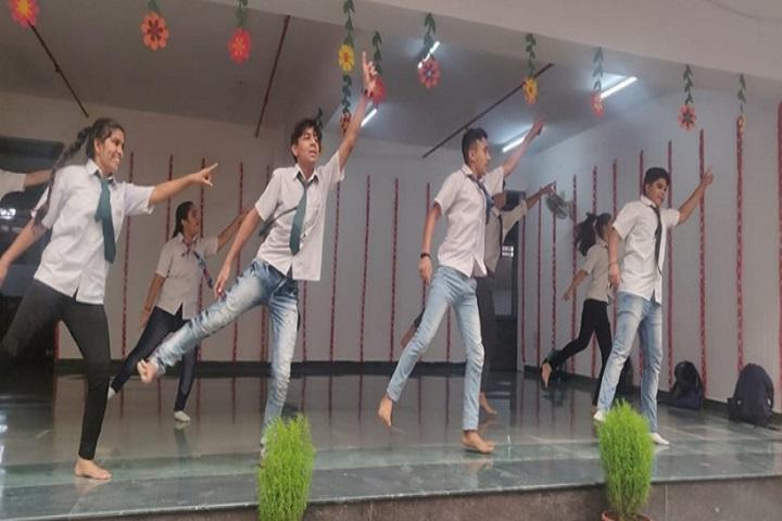 Greenwood Public School-Dance programme