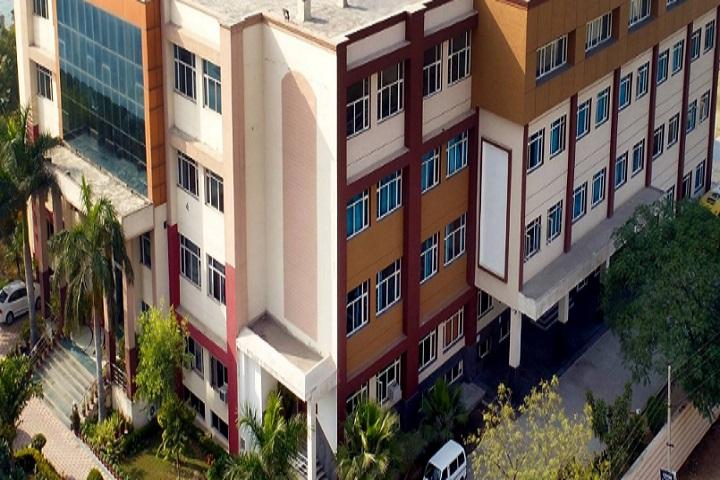Greenwood Public School-School building