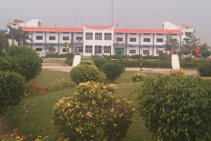 Gulab Public School-School Building