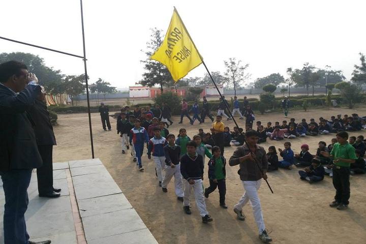 Gulab Public School-Sports Carnival