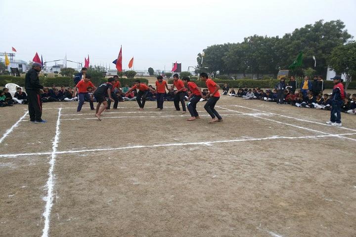 Gulab Public School-Sports