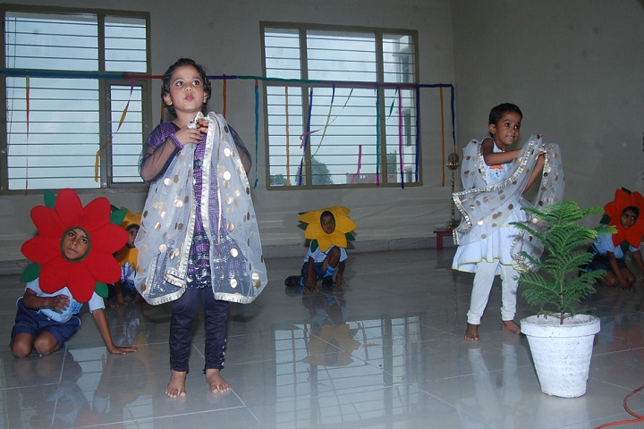 Gurgaon World School-Dance