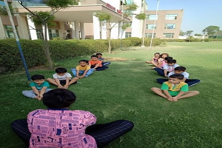 Gurgaon World School-Exercise