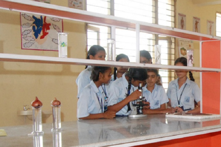 Gurgaon World School-Science Lab