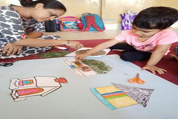 Gurgaon World School-Art and Craft