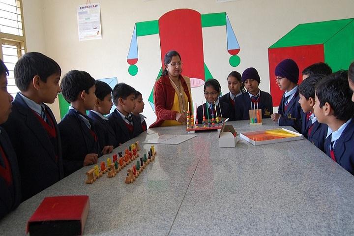Gurgaon World School-events