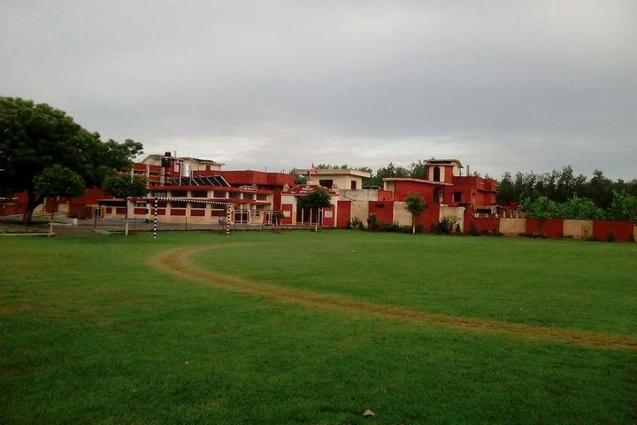 Gurjar Kanya Vidhya Mandir-Play Ground