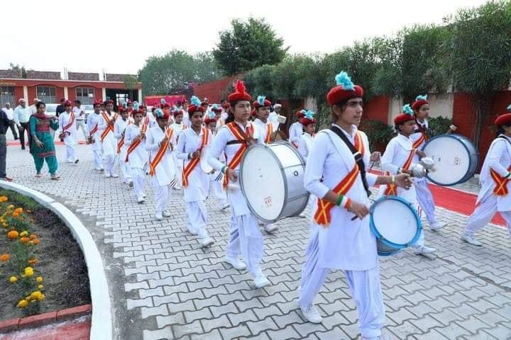 Gurjar Kanya Vidhya Mandir-Sports day