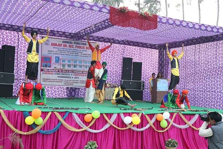 Gurjot Public School-Annual day