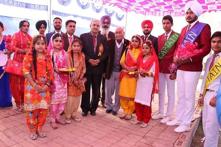 Gurjot Public School-Fancy Dress