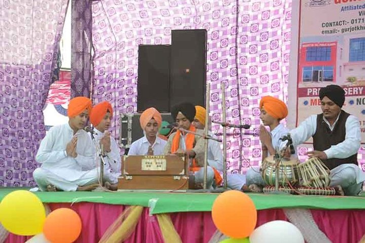Gurjot Public School-Music