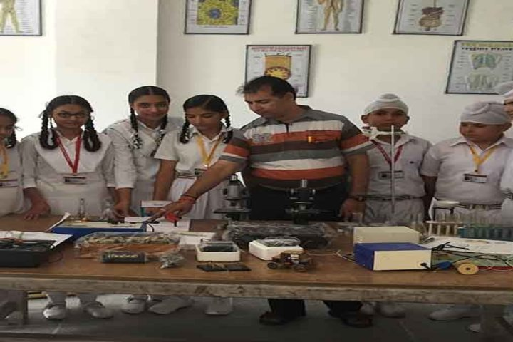 Gurjot Public School-Physics Lab