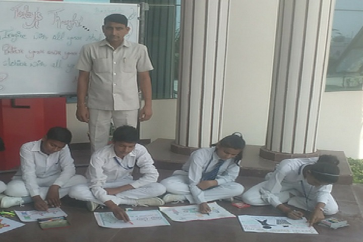 Guru Dronacharya Senior Secondary School-Drawing Competition
