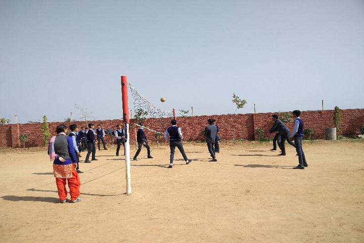 Guru Dronacharya Senior Secondary School-Games
