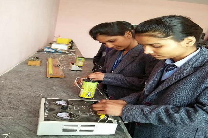 Guru Dronacharya Senior Secondary School-Physics Lab