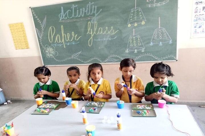 Guru Gobind Singh Public School-Art Room