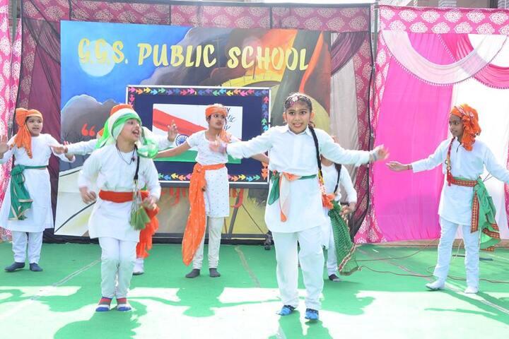 Guru Gobind Singh Public School-Dance