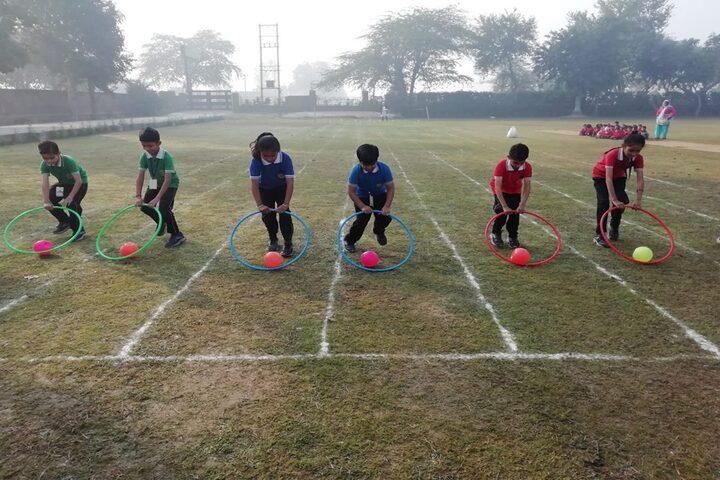 Guru Gobind Singh Public School-Games