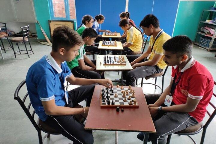 Guru Gobind Singh Public School-Indoor Games