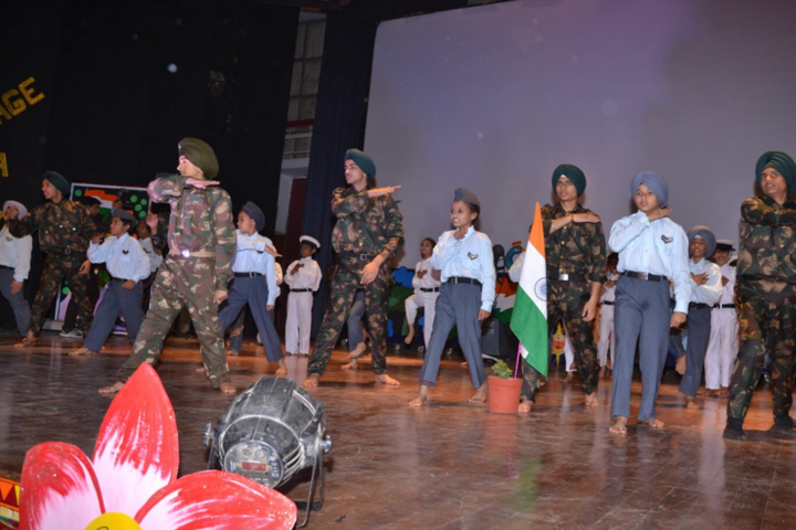 Guru Harkrishan Public School-Annual Day