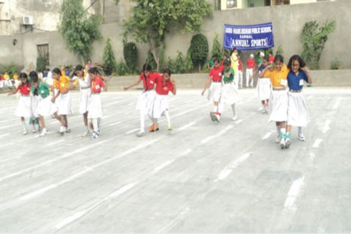 Guru Harkrishan Public School-Sports Day