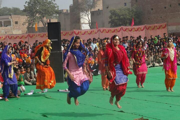 Guru Nanak Academy-Dance