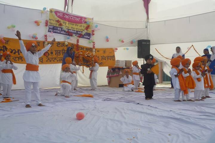 Guru Nanak Academy-Festival Celebration