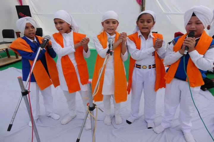 Guru Nanak Academy-Singing